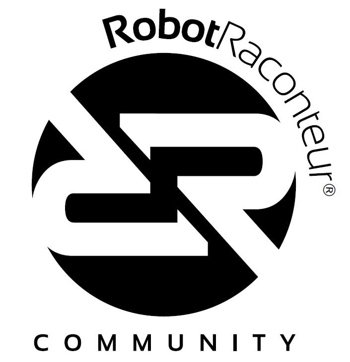 Robot Raconteur Logo